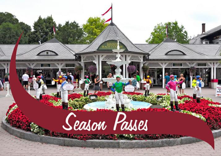 NYRA Season Passes available at Stewart's Shops