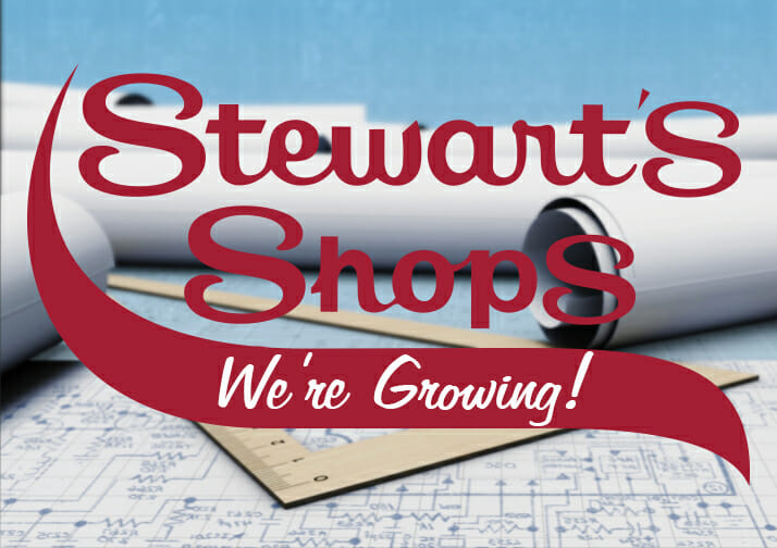 Stewart's Shops we are growing