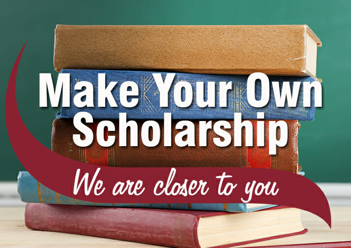 Stewarts Shops Make Your Own Scholarship
