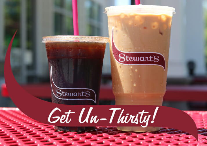 iced coffee and cold brew sale
