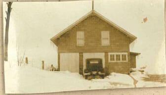 1917 Homestead house on the Dake family
