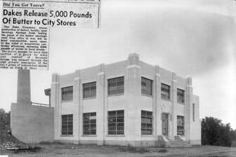 1938 Butter plant