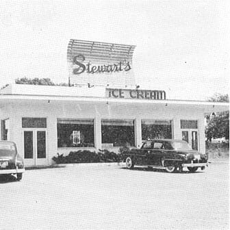 Stewarts Latham Shop 1952