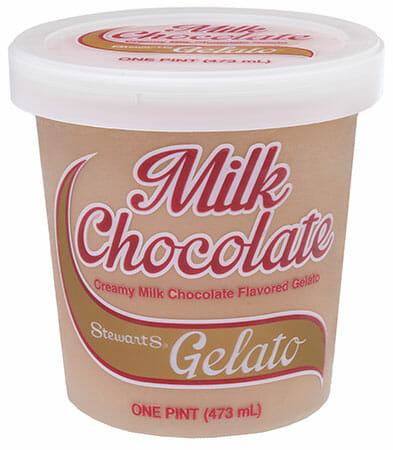 Milk Chocolate Gelato