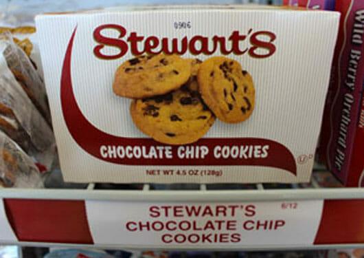 Stewart's Chocolate Chip Cookies