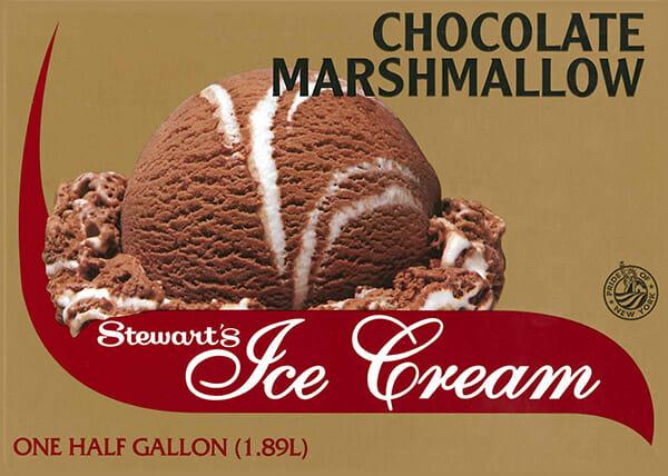Chocolate Marshmallow Box Top