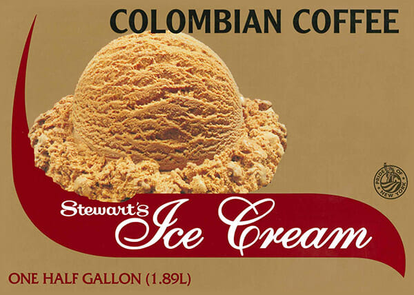 Colombian Coffee box top