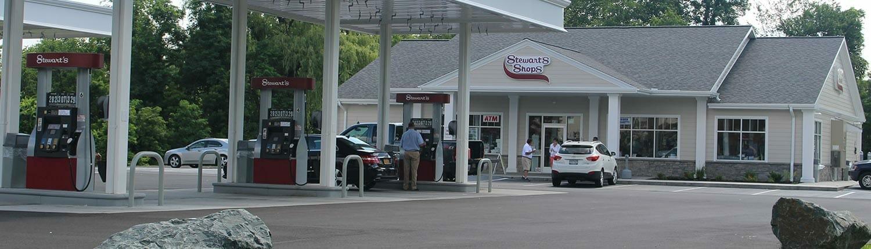 Stewart's Shops exterior photo