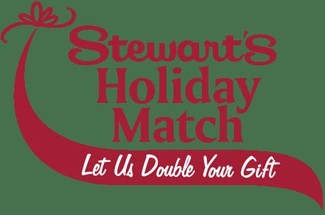 Stewart's Holiday Match