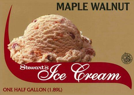 Maple Walnut box top