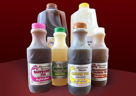 Stewart's Brand Tea Refreshers