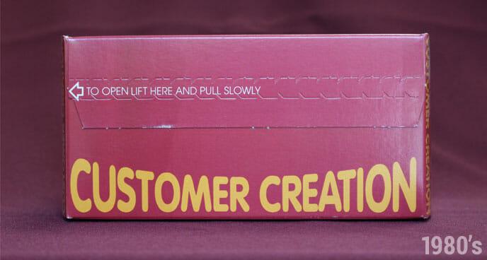 1980's Stewart's Customer Creation