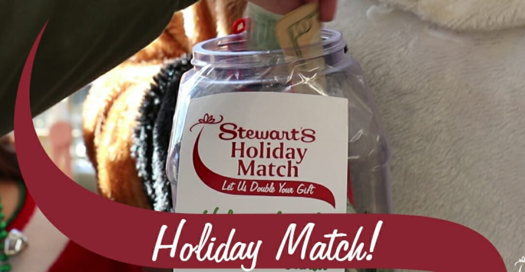 Holiday Match Donations