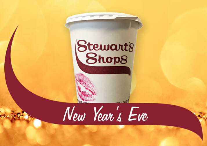 Free Hot Coffee on New Years Eve