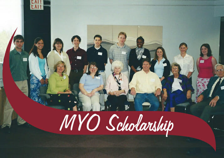 MYO Scholarship with Philly Dake
