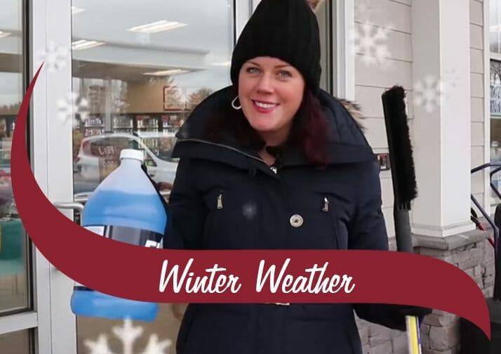 Winter Weather Essentials