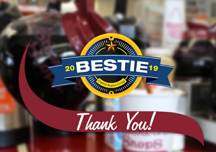 Stewart's Shops Wins Bestie Award for BEST Coffee