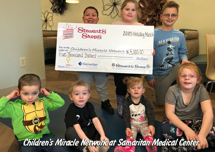 Children's Miracle Network web