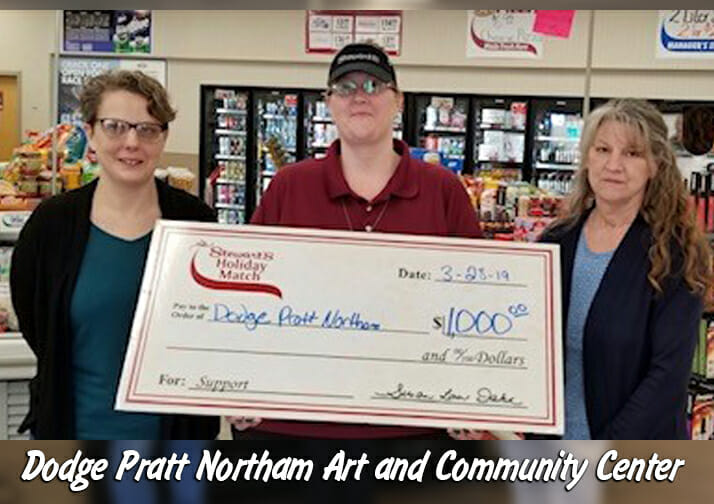 Dodge Pratt Northam Art and Community Center web
