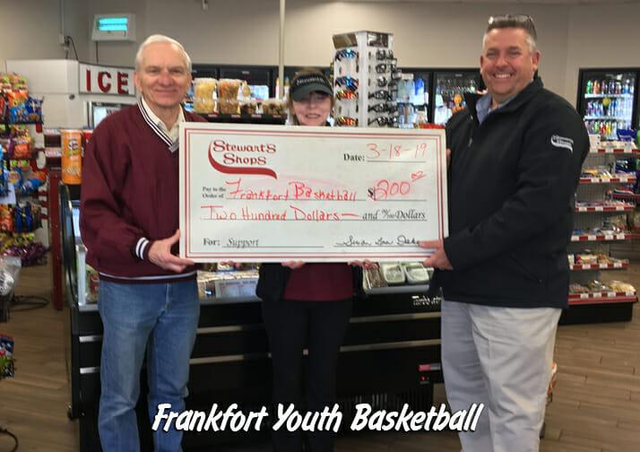 Frankfort Youth Basketball web