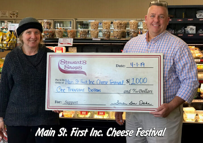 Main St. First Inc. Cheese Festival web