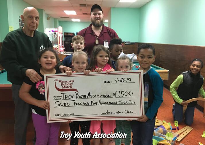 Troy Youth Association