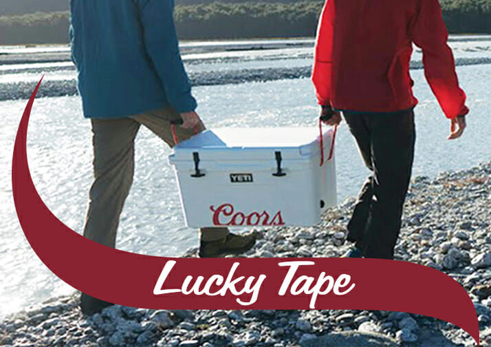 Lucky Tape contest