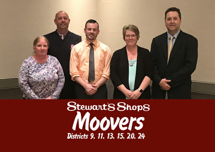 Moovers for Districts 9, 11, 13, 15, 20, 24