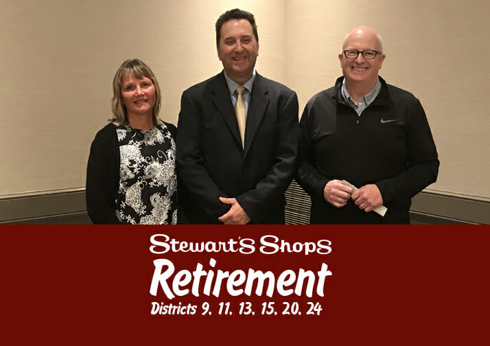 Retirement for Districts 9, 11, 13, 15, 20, 24