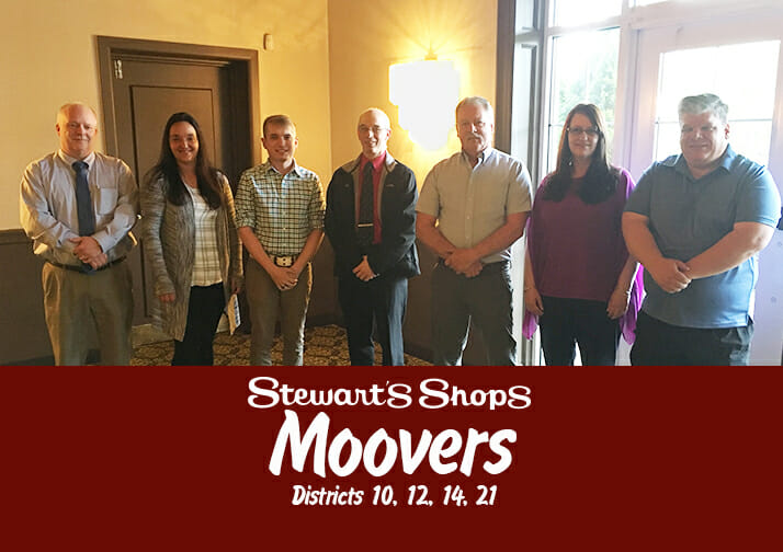 Moovers Districts 6, 10, 14, 21