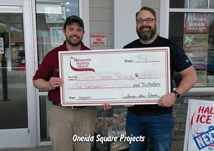 Oneida Square Projects web