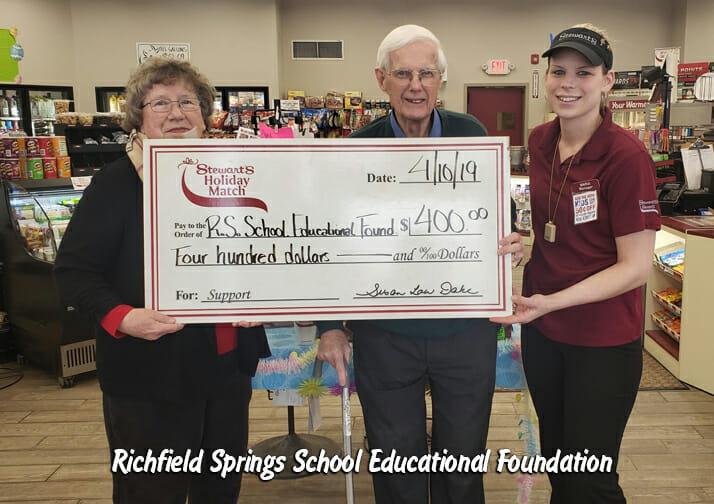 Richfield Springs School Educational Foundation web