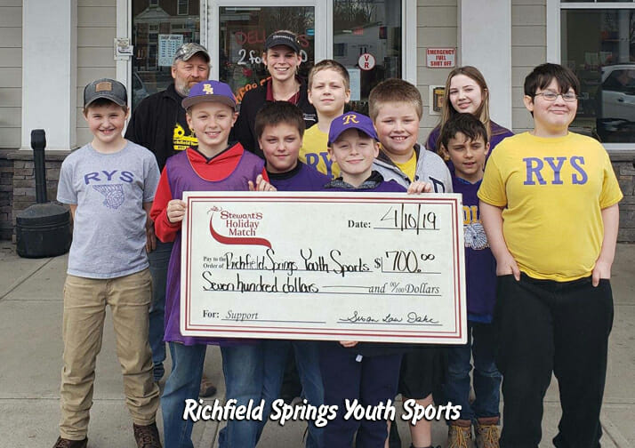Richfield Springs Youth Sports web