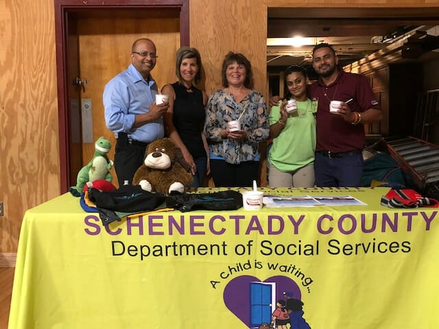 Stewart's Ice cream at DSS County Event