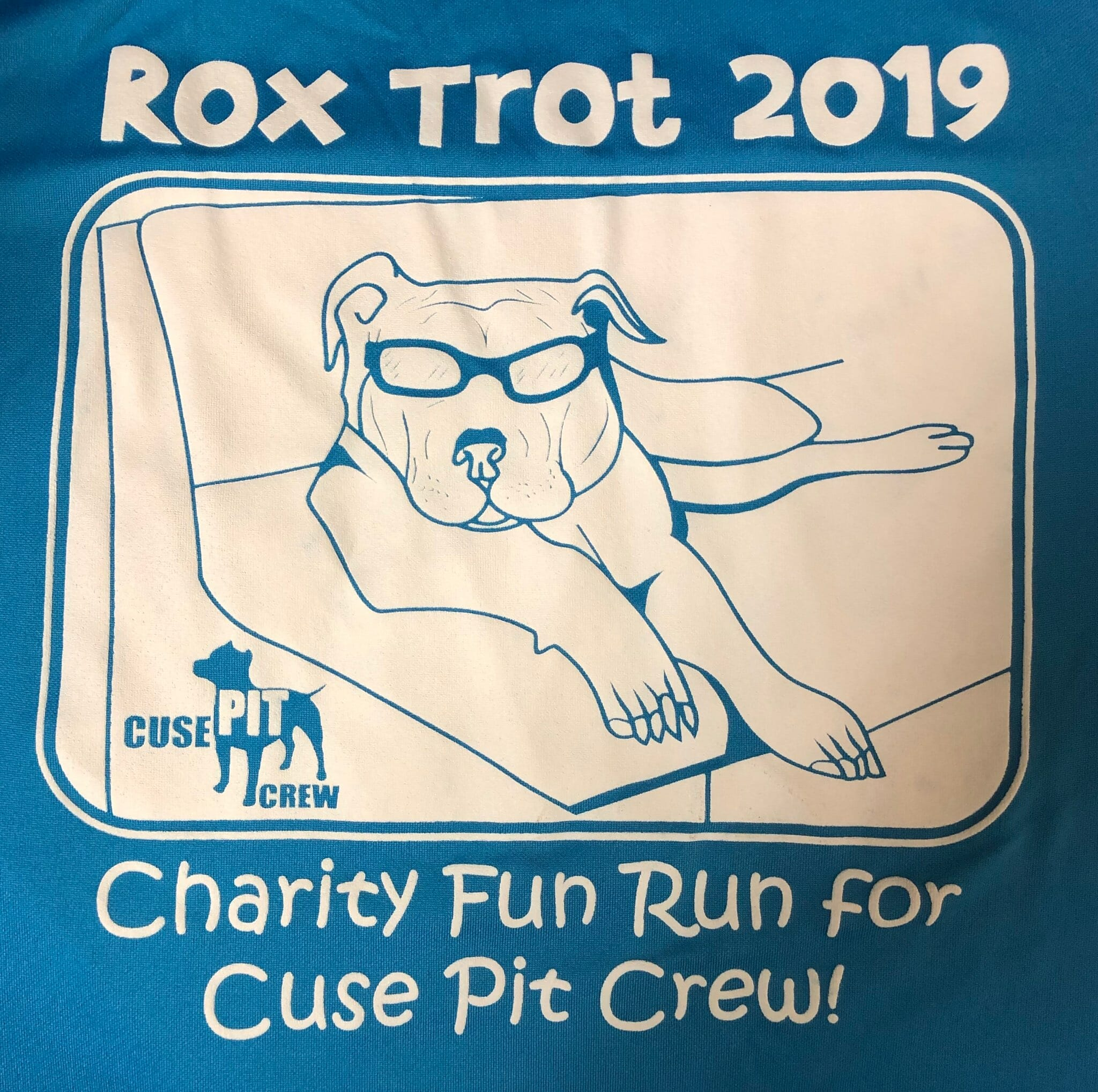 Fox Trot Run Sign