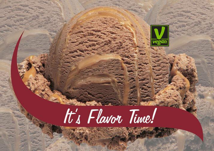 Stewart's Shops Vegan Ice Cream