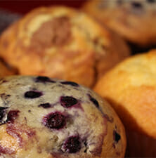 muffins, links to specials page