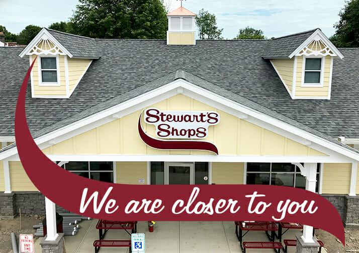 Stewart's Shop Brunswick Exterior
