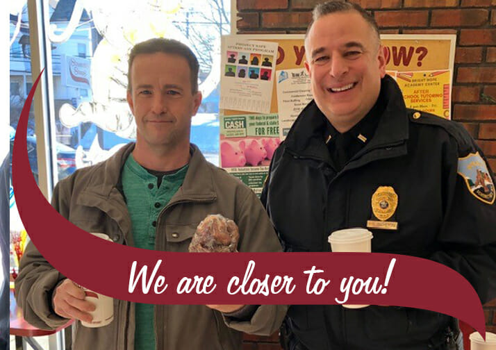 Coffee with a Cop_Schenectady