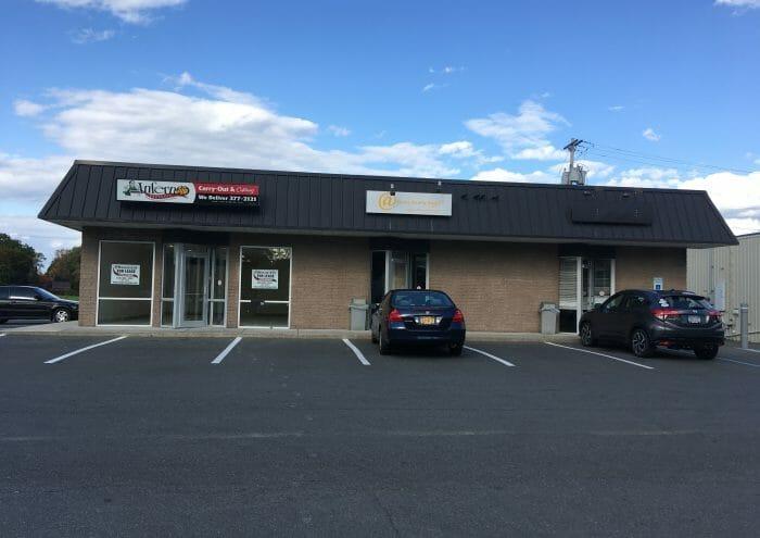 Glenvill store front