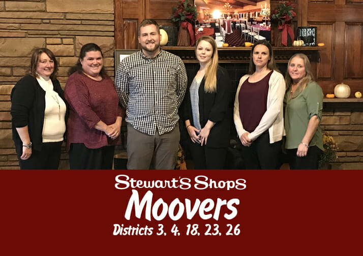 Stewart's Partners that Are Moovers