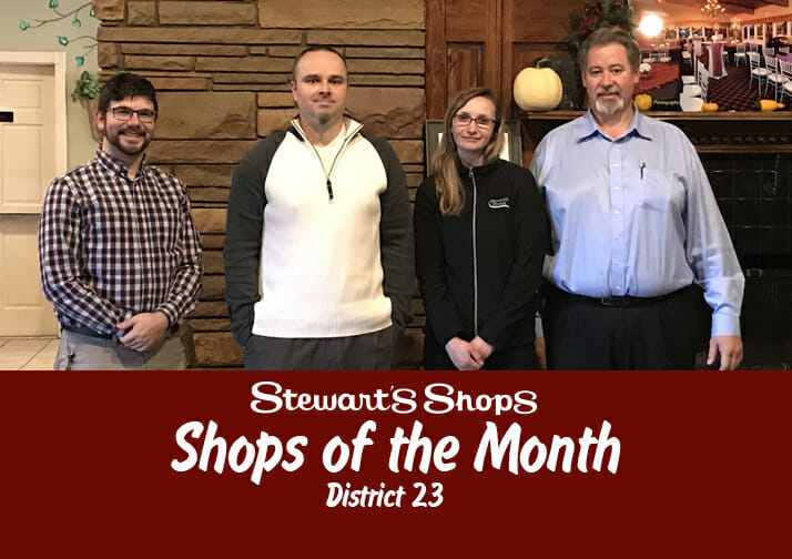 Shops of the Month District 23