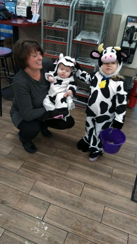 little cows costumes