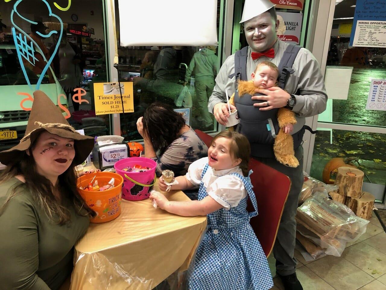 Wizard of Oz family