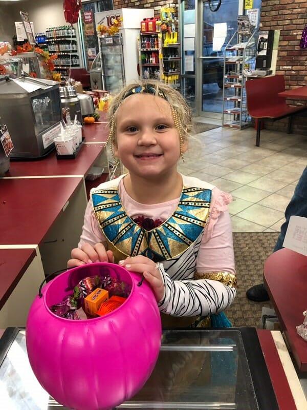 little princess halloween costume