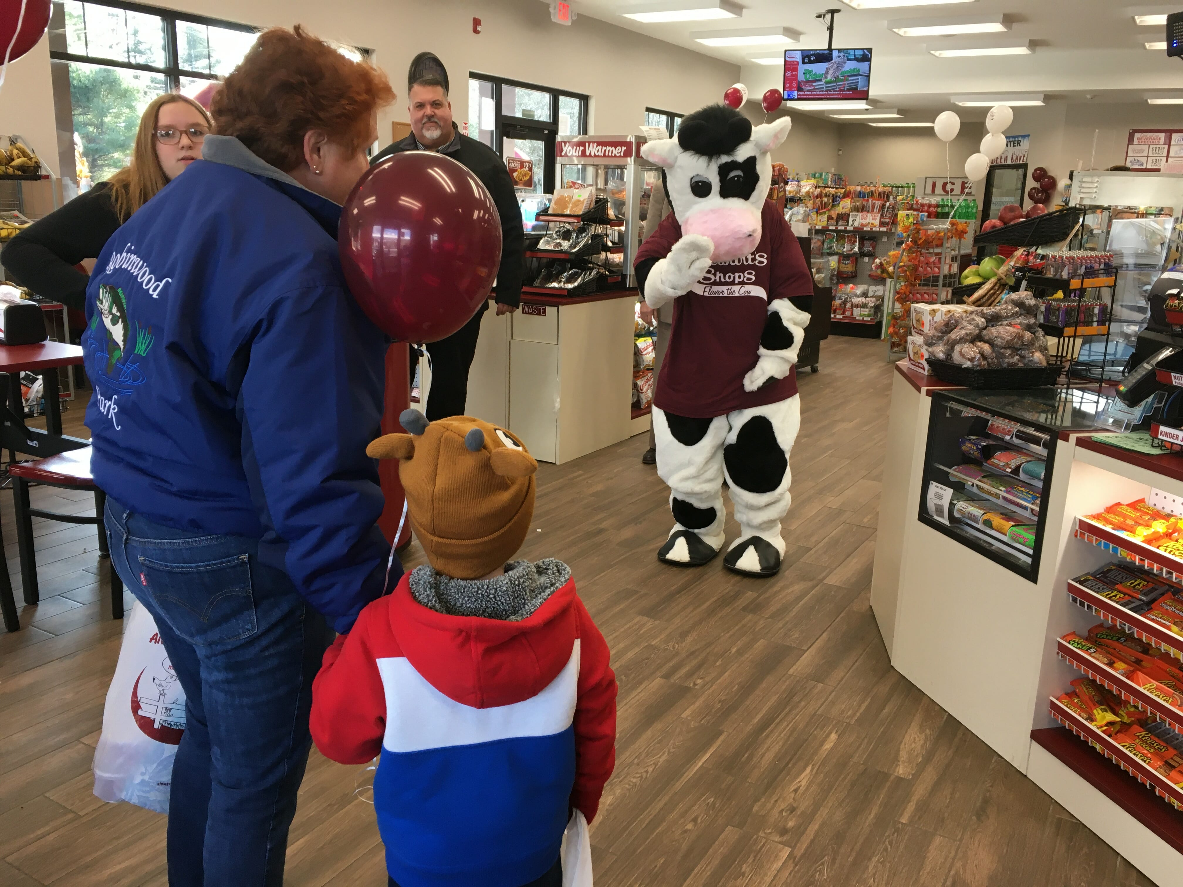 flavor the cow in shop
