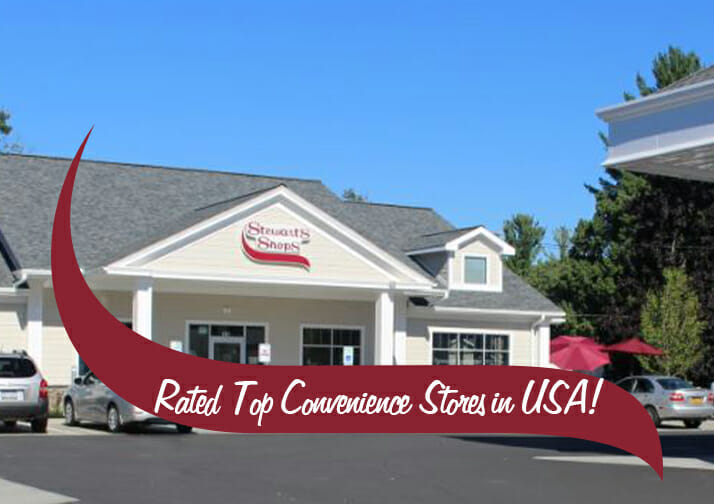 Stewart's is named Top Convenience Store