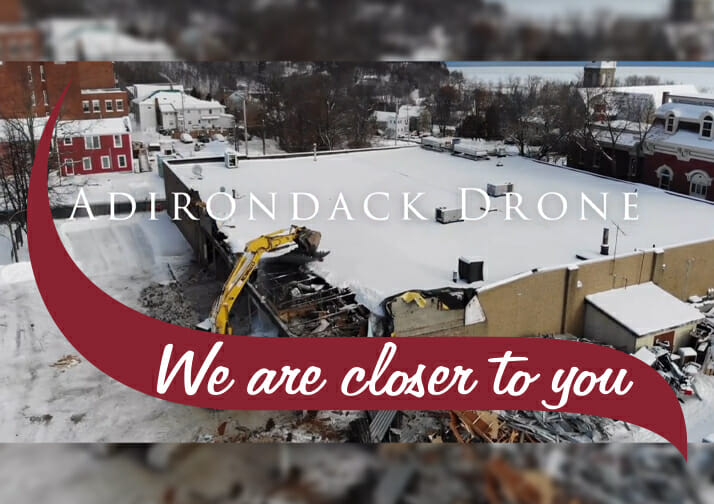 adirondack drone footage, we are closer to you