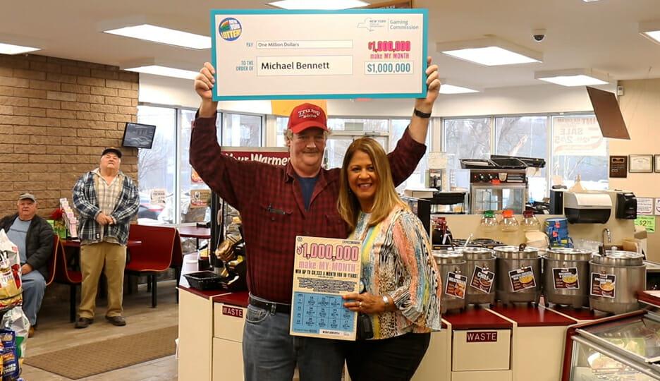Lottery Winner Scratch Off