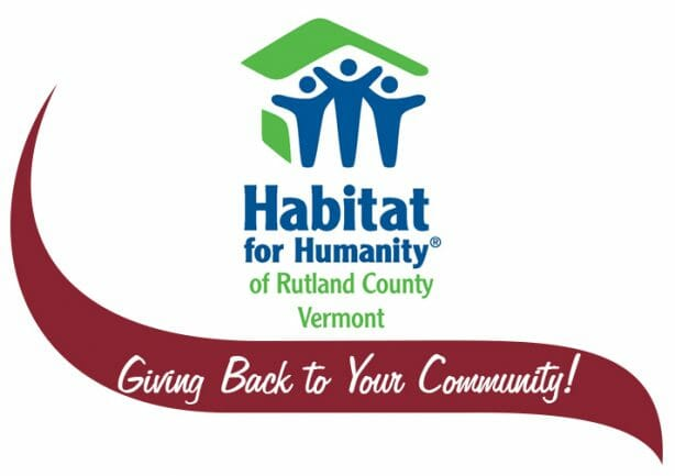 Habitat for Humanity of Rutland VT logo.